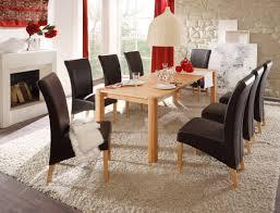 Esszimmergruppe 7 Teilig Essgruppe Kernbuche Tisch Georg 2xl 140 220 X80 6 Stühle
