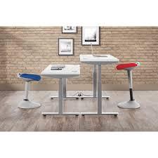 Hon Adjustable Height Desk by Bsxvlperchas42x Basyx By Hon Perch Office Supply Hut