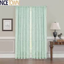 Turquoise Living Room Curtains Online Get Cheap Paisley Curtains Aliexpress Com Alibaba Group