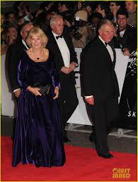 weisz daniel craig meet the royals at skyfall premiere