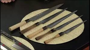 left handed kitchen knives can a right handed japanese kitchen knife be turned into a left