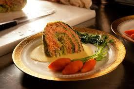 chou cuisine choux farci au saumon cabbage stuffed with salmon gretacooks