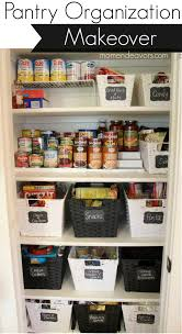 ideas for organizing kitchen pantry 20 small pantry organization ideas and makeovers the