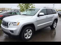 pre owned silver 2011 jeep grand 4wd laredo fort