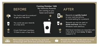 starbuck gold card starbucks to gold card customers sorry we re not paying for your