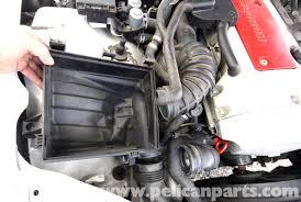 mercedes benz slk 230 supercharger oil change 1998 2004