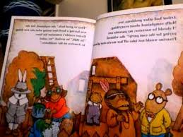 arthur s thanksgiving book arthur s thanksgiving by marc brown story time