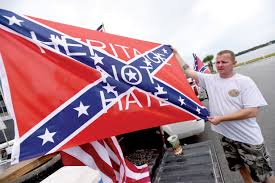 Confederate Flag And Union Flag Furling The Flag Southern Poverty Law Center