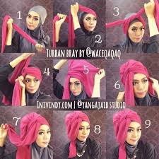 tutorial hijab turban untuk santai 31 best hijab images on pinterest hijab styles hijab outfit and
