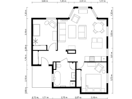 1 bedroom house plans floor plans roomsketcher
