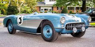 56 corvette stingray 56 corvette sebring rpo racer car chronicles