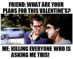 Me On Valentines Day Meme - best 40 happy valentines day jokes meme trolls funny picture