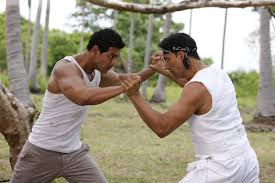 akshay kumar john abraham in the still from movie housefull 2