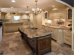 Ornate Kitchen Cabinets Custom Made Ornate Kitchen By Allgyer - Kitchen cabinets custom made