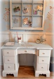 Shabby Chic Computer Desks Shabby Chic Home Office Furniture Foter