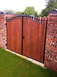 wooden gates heartlands metalcraft