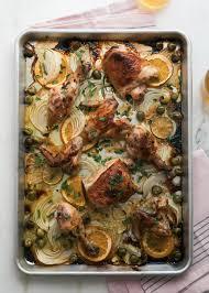 mojo sheet pan chicken a cozy kitchen