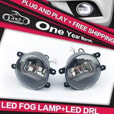 lexus gx buyers guide akd car styling for lexus gx470 gx 470 led fog lamp light guide