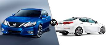 nissan altima new orleans is the kia optima or nissan altima the perfect sedan for you