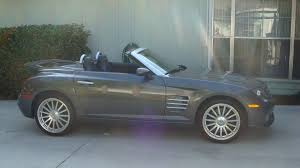 2005 chrysler crossfire srt 6 roadster 1 4 mile trap speeds 0 60