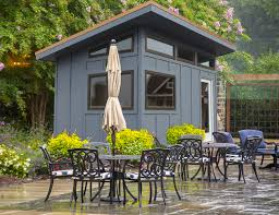 Modern Shed Designs New Modern Storage Sheds Unveiled By Sheds Unlimited Llc Of
