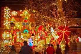 dyker heights christmas lights tour 2017 starr tours charters