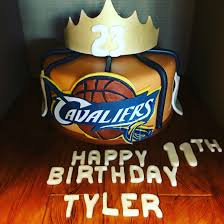 halloween party cleveland basketball team themed cake cleveland cavaliers 23 specialty