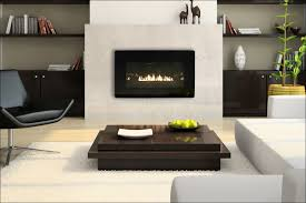 Interior Gas Fireplace Entertainment Center - living room awesome wall fireplace electric natural gas