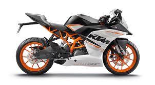 2014 ktm rc 390 single cylinder sportbike