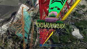 Six Flag New Orleans Flags Magic Mountain Set To Debut New Thrill Ride