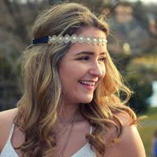 gold headbands headband gold dainty pearl headband by headbands of