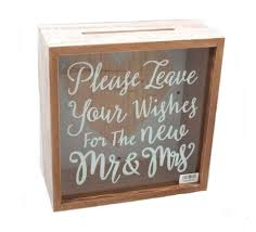 wishing box wedding decorative wooden with acrylic front wishing well wedding