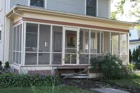 images of screened front porches