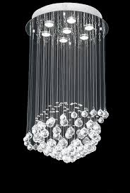 lovable crystal modern chandelier contemporary intended for
