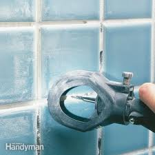 Regrout Bathroom Shower Tile How To Regrout Bathroom Tile Fixing Bathroom Walls Family Handyman