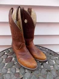 womens vintage cowboy boots size 9 wrangler square toe womens vintage cowboy boots size 9 m 4807