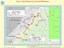Ohio Usa Map by Marcellusutica Marcellusutica Hydraulic Fracturing Maps
