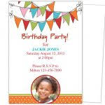 kids birthday invitation card template 23 best kids birthday party