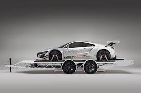 Acura Ilx Performance Acura Showcasing Performance And Racing Spirit At Sema 2016