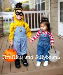 fireflies and jellybeans happy halloween despicable me style