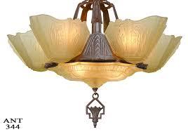 Brass Antique Chandelier Vintage Hardware U0026 Lighting