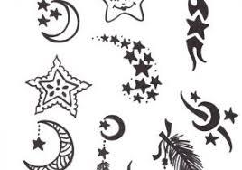 designs sun moon tribal sun and moon designs