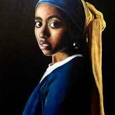 girl with the pearl earring painting what s the real story the girl with a pearl earring
