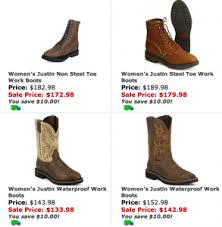 justin s boots sale free shipping justin work boots cowboy boots boots