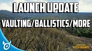 pubg optimization pubg update 1 0 patch preview optimization hacking cheating