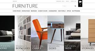 Furniture Online Modern by 25 Best Furniture Ecommerce Templates Free U0026 Premium Themes