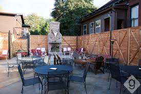 Pictures Of Patios With Fire Pits Best Patios In Nashville Nashville Guru