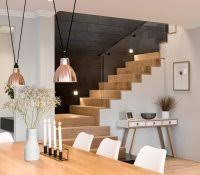 Free Standing Stairs Design Modern Staircase Decorating Ideas Wood Design Pictures Interior