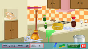 cleaning house game android apps on google play
