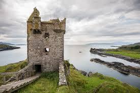 scotland 2014 gylen castle